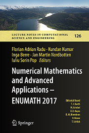 Cover Conference Proceedings Enumath 2017