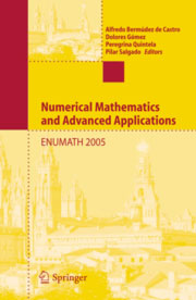 Cover Enumath Conference Proceedings 2005